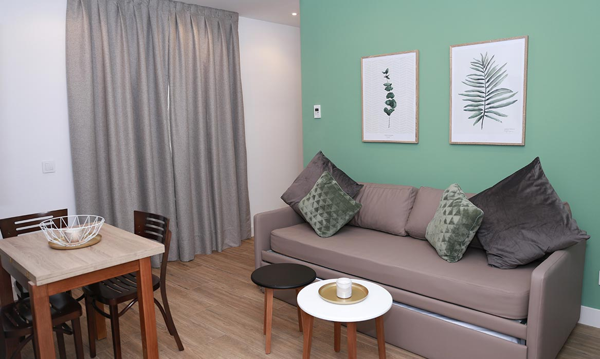 apartamentos madrid new point galeria 15