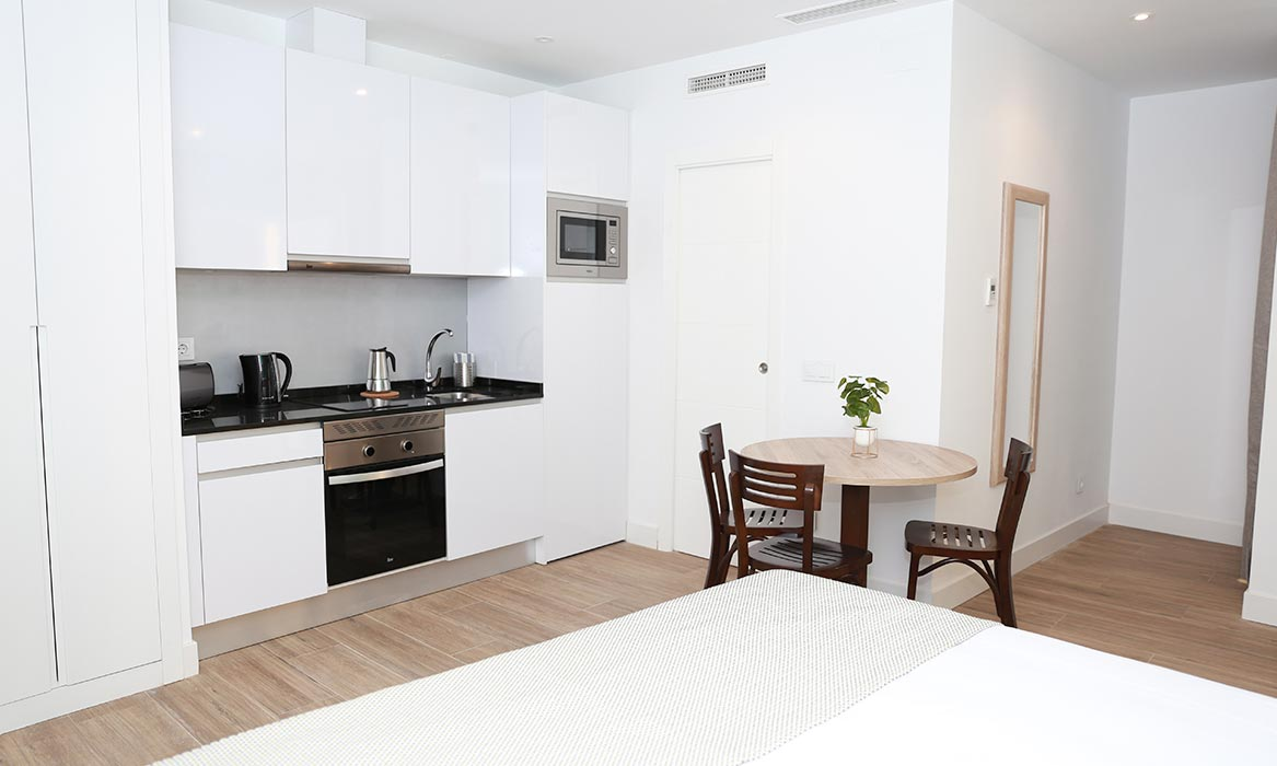 apartamentos madrid new point galeria 17