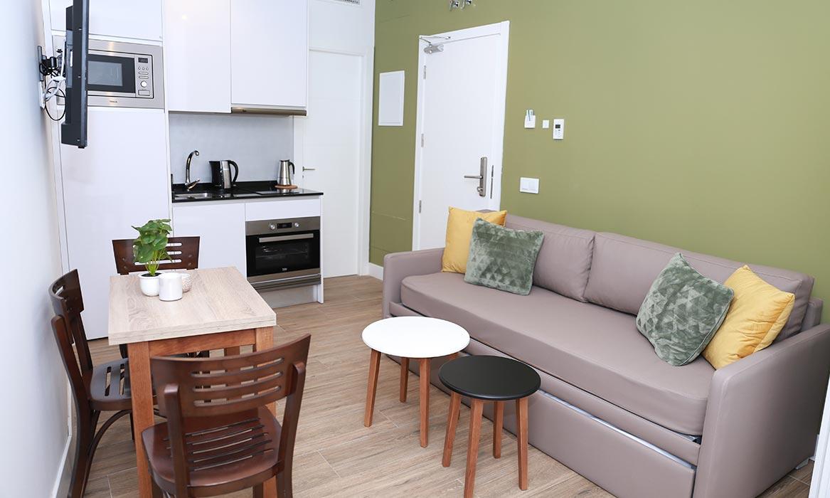 apartamentos madrid new point galeria 22