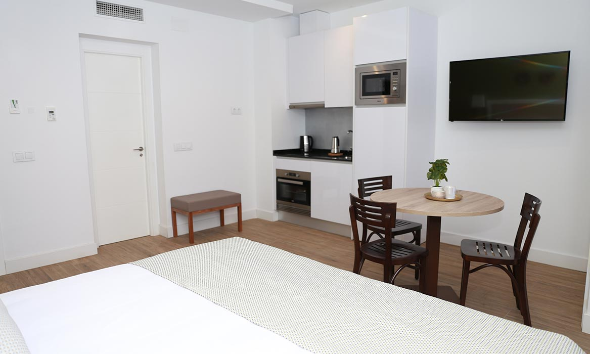 apartamentos madrid new point galeria 26
