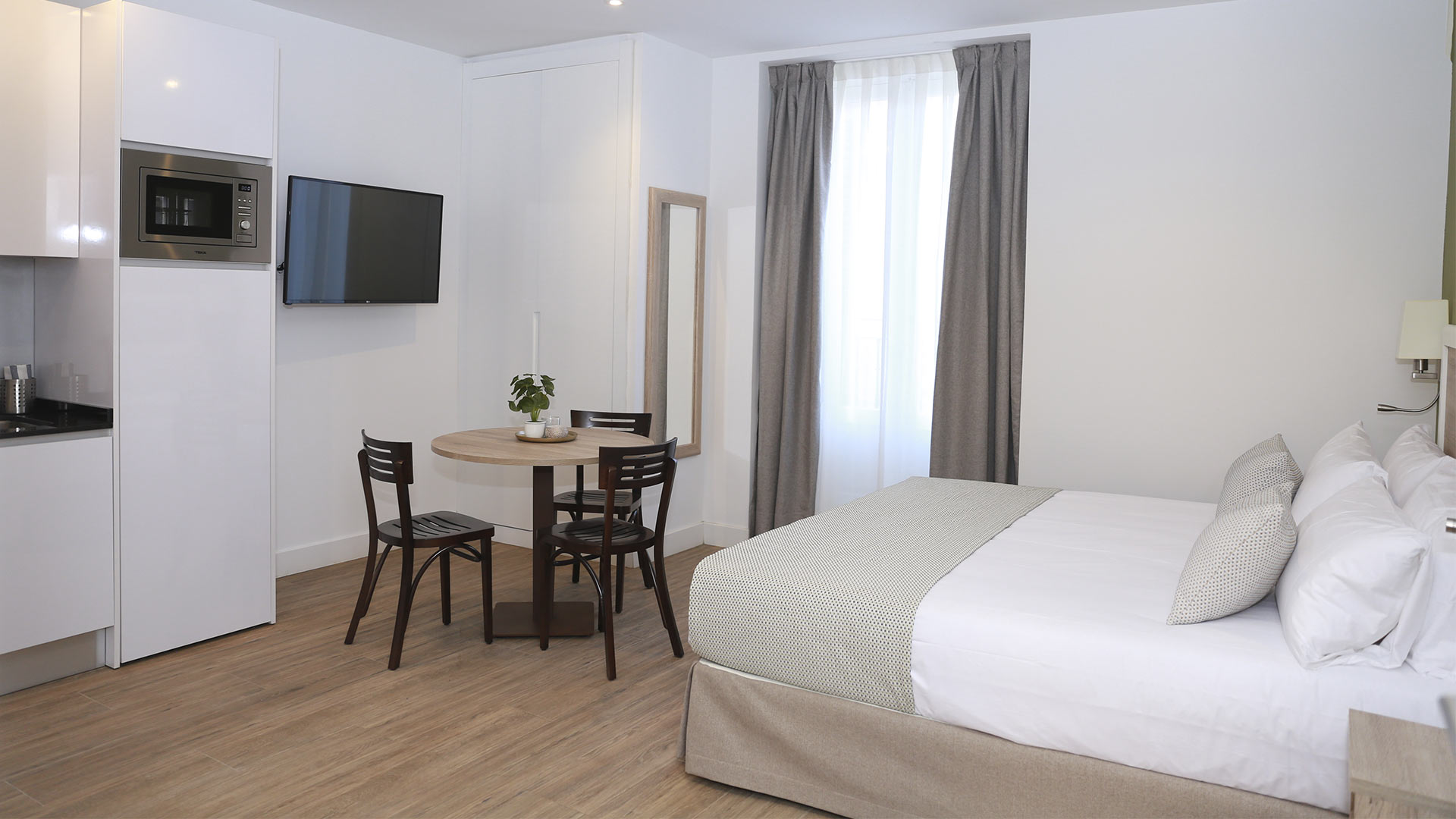 apartamentos madrid new point estudio sld