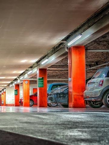 apartamentos madrid new point servicios parking